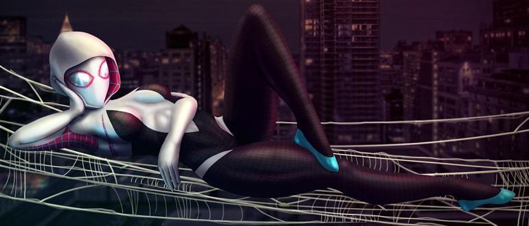 Женщина-паук