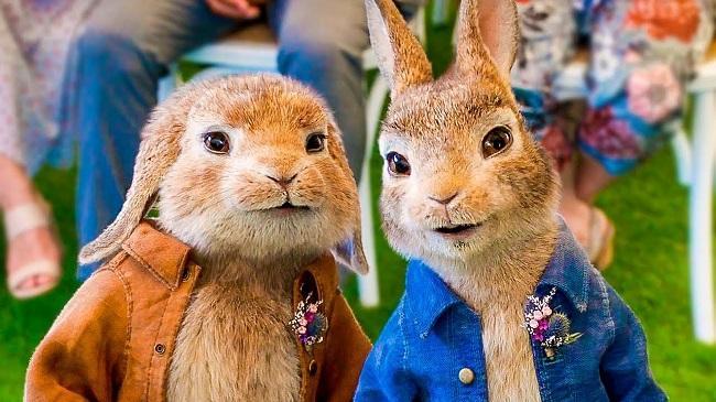 Кролик Питер 2 — дата выхода в России, русский трейлер