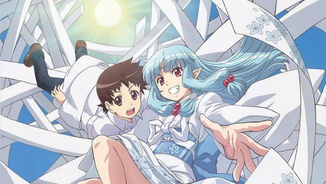 Цугумомо 3 сезон — дата выхода аниме, трейлер
