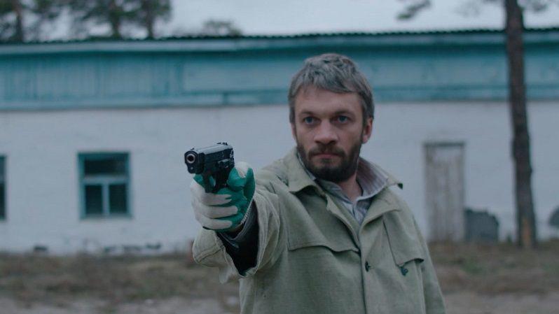 """Кадр из сериала """"Маньячелло"""""""